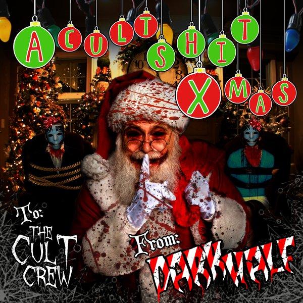 Christmas Rap Music.01 Merry Cult Shit Christmas Geno Cultshit Ft Bloody