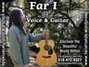 Far I - Voice and Guitar