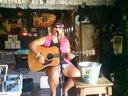Jamie Wayz Playing at ? yup Capt Tonys Key West FL.