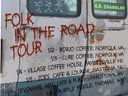 Folk in the Road Tour Poster