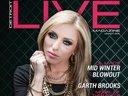 DETROIT LIVE MAGAZINE Cover- http://issuu.com/detroitlivemagazine