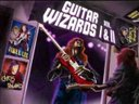 COVER OF GUITAR WIZARDS VOL I II   WHICH FEATURES  George lynch, Jake E Lee  and yours truly among o