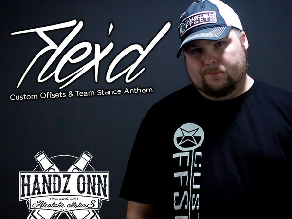 a583e5a3 Flex'd (Custom Offsets & Team Stance Anthem) by Handz Onn | ReverbNation