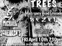 April 10th, 2015 with Michael Schenker at Trees in Dallas Texas