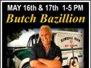 Butch Bazillion Back from Las Vegas