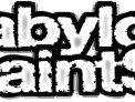 Babylon Saints Print Logo
