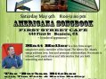 Americana Songbook, May 9th, 2015, First Street Cafe, Benicia, CA