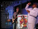6 page feature on Smokey in Living Blues Magazine - Issue #235