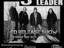 may 30th at the foundry is our CD release party