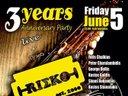 Live @ Αίθριο café - bar ▲ 3 Υears Anniversary Party