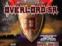 Overlord SR Live DVD and CD Taping Show August 1st, 2015