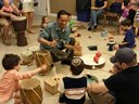 Percussion Ensemble for children starting at 4 years old.  Midtown Manhattan, NY