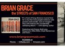 "My ad for ""The Streets of San Francisco CD"" Jazziz mag. Summer 2015"