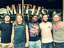 The Suns Of Kora Smith's Olde Bar in Atlanta, GA 07/03/15!