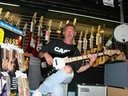 with Geddy Lee Jazz Bass