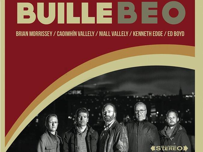 Buille - new Irish music
