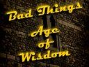 Age of Wisdom CD cover