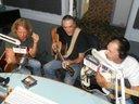 Unplugged Performance at WENG Radio