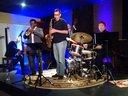 with Marcus Printup, Julian MacDonough, Michael Glynn, Danny Kolke at WJMAC. Sept 2015