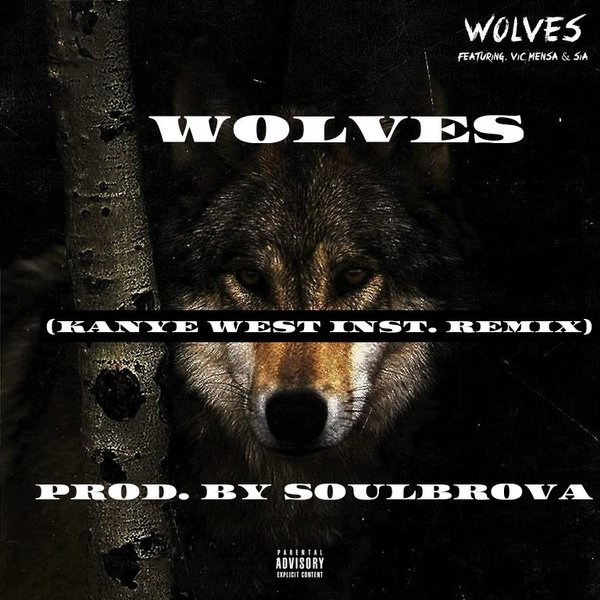 Wolves Kanye West Inst Remix By Soul Brova Producer Reverbnation