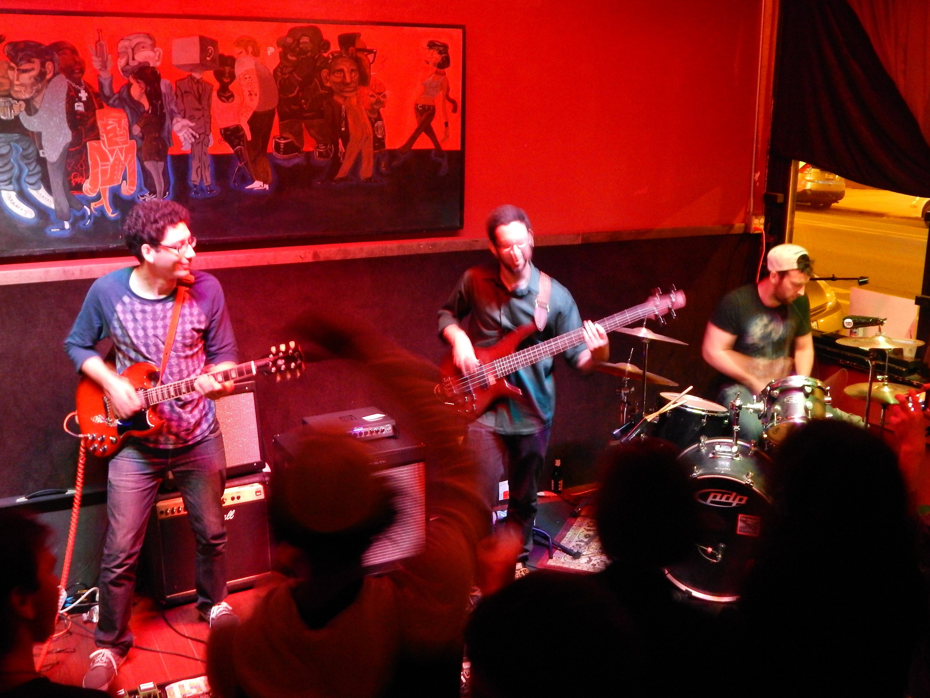Live at Tonic Room, July 9th, 2015