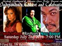 Valerie Simpson! Roy Ayers! Michael Henderson! Independence CONCERT and Celebration!
