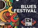 Brian Brazil & the Hard Case Blues Band @Mayfair Festival of the Arts Friday, 5/ 27/ 16 @5:00 PM.