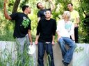 Age of Aquarius band shot
