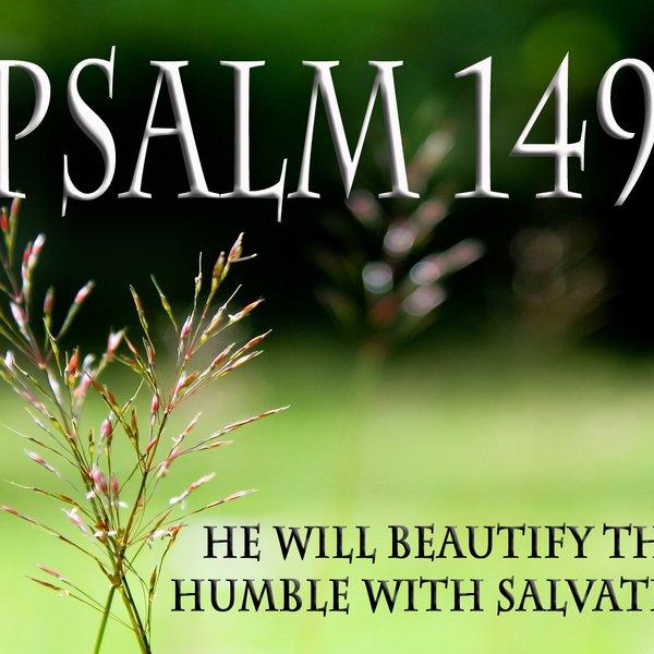 Psalm 149 (NKJV)