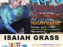 "Isaiah performs at ""Taste of Chicago"" on July 9th!"