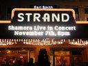 Shamora Live at Strand