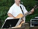 Performing at the Gregg WIlliams Tiger Golf Classic in 2008