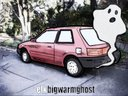 Big Warm Ghost - Front cover