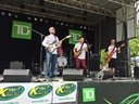 Canada Day was such a Blast!! Shoutout to the rest of the band, they all played super well