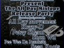 THE MIXTAPE RELEASE PARTY