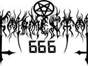 Logo Tormentor 666