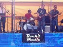 bLUES bUSTERS at the 2015 Texada Blues Festival