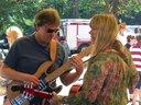 Eric and Sue at The Halfmoon Bay Fair