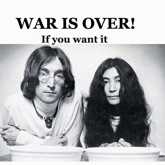 Happy Xmas War Is Over John Lennon By Rock Garden Reverbnation