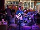 Paris Ray performing at Brick House Brewery