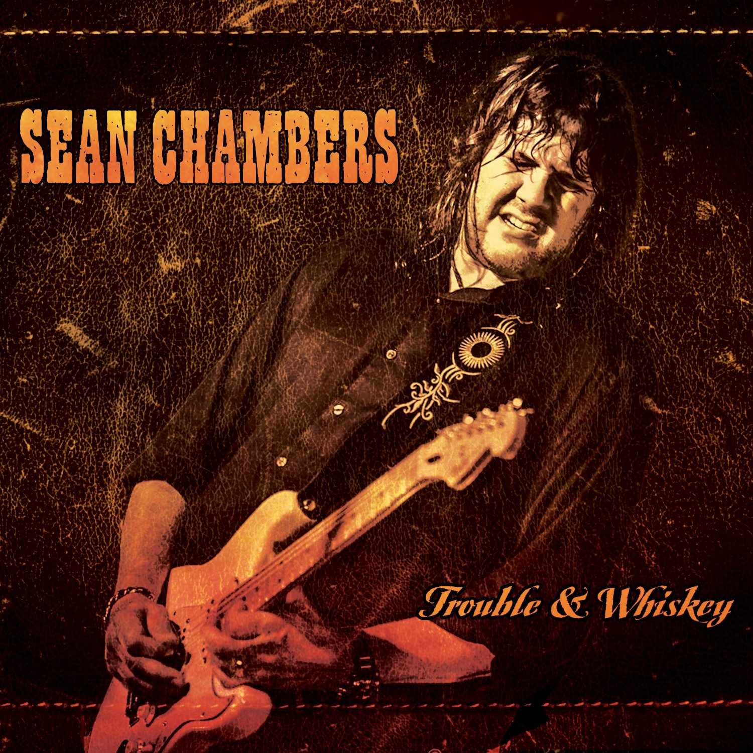 """New Album """"Trouble & Whiskey"""" Available March 17th!"""