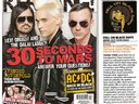 Kerrang Review July 2010 ISSUE