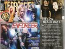 TERRORIZER 'Choice Cuts' August 2010 ISSUE