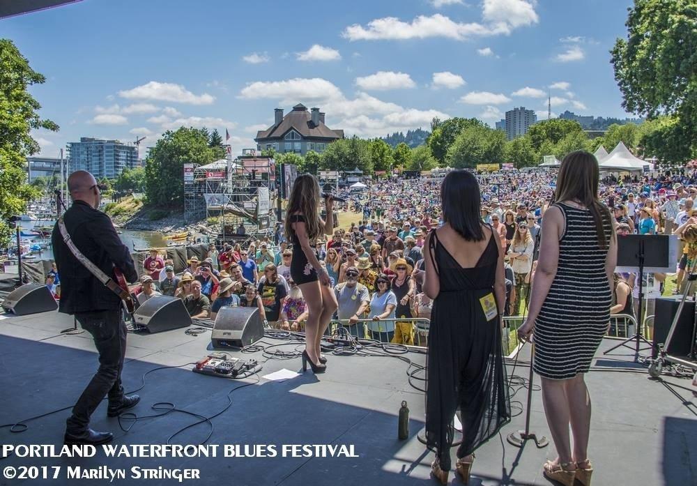 Waterfront Blues Festival, 2017