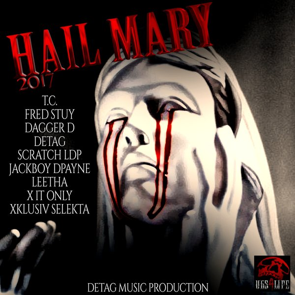 UNDERGROUND SOCIETY(UGS) - HAIL MARY 2017 - CYPHER by Murder Master