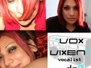 the VOX VIXEN-vocalist