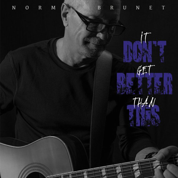 Can't Stop Thinking by Norm Brunet   ReverbNation