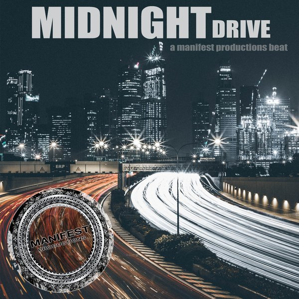 Midnight Drive (Rock x Hip Hop Fusion - 90 BPM) by Manifest