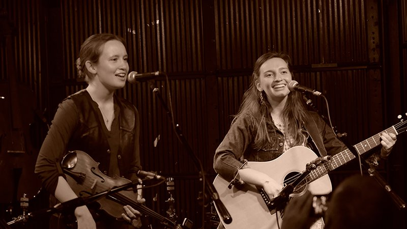 Vogts Sisters at Knuckleheads Gospel Lounge