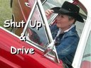 SHUT UP & DRIVE - COVER